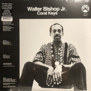Walter Bishop Jr. - Coral Keys (LP Reissue)