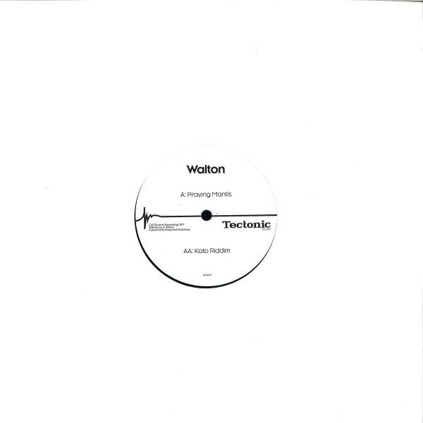 Walton - Praying Mantis / Koto Riddim (Back)