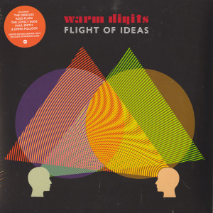 Warm Digits - Flight of Ideas (Ltd. Ed. Orange Vinyl)