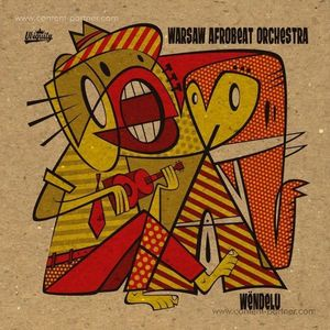 Warsaw Afrobeat Orchestra - Wendelu (2LP+MP3)