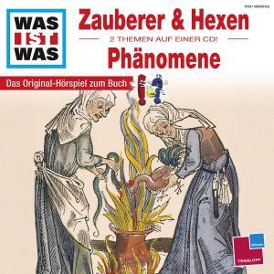 Was Ist Was - FOLGE 30: ZAUBERER & HEXEN/PHŽNOMENE