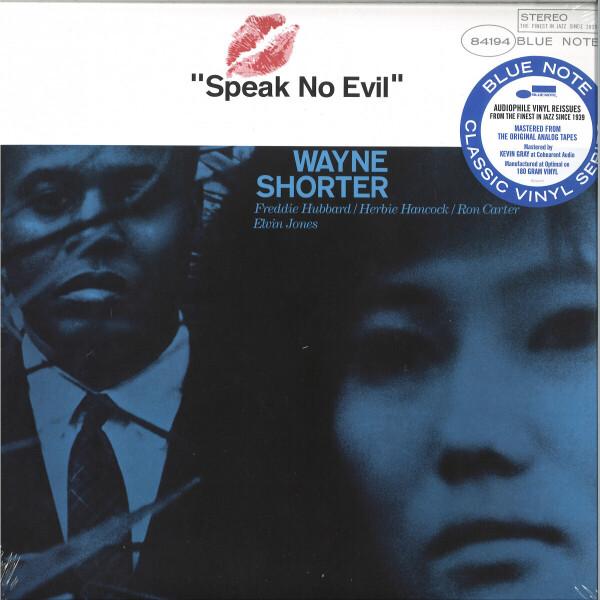 Wayne Shorter - Speak No Evil (Reissue)