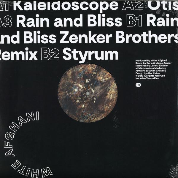 White Afghani - Kaleidoscope EP (w/ Zenker Brothers remix) (Back)