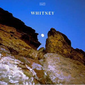Whitney - Candid (Black Vinyl  LP)