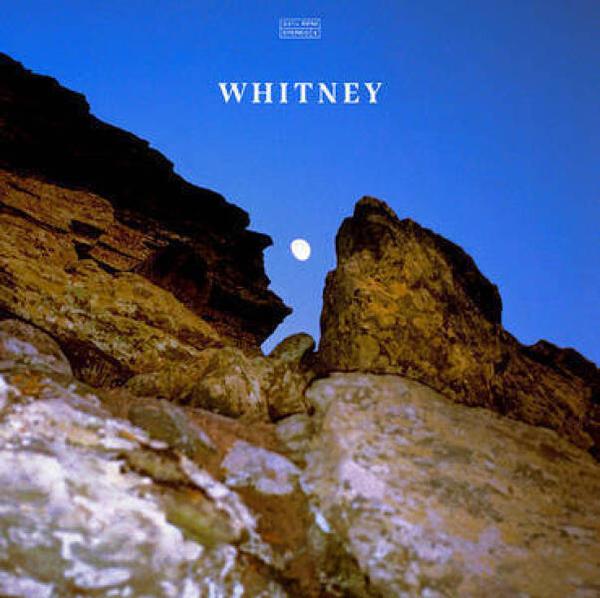 Whitney - Candid (Black Vinyl  LP)