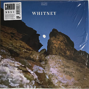 Whitney - Candid (Ltd. Clear Blue Vinyl LP)