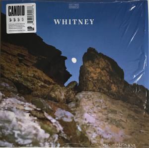 Whitney - Candid (Ltd. Clear Blue Vinyl LP) (Back)