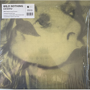 Wild Nothing - Gemini (Ltd. Trans. Sea Blue Reissue)