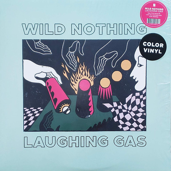 Wild Nothing - Laughing Gas EP (Ltd. Milky Clear Vinyl)