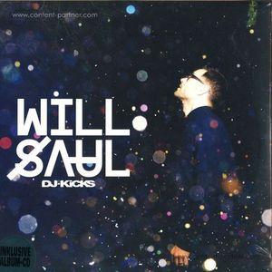 Will Saul - Will Saul Dj-Kicks (2LP+CD)