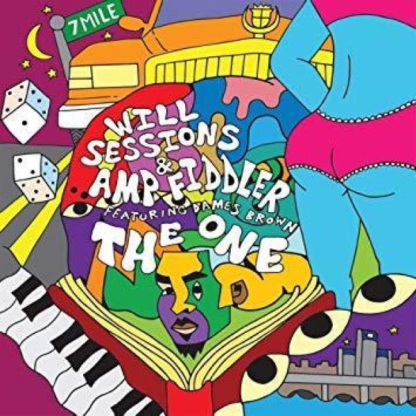 Will Sessions & Amp Fiddler - The One (2LP)