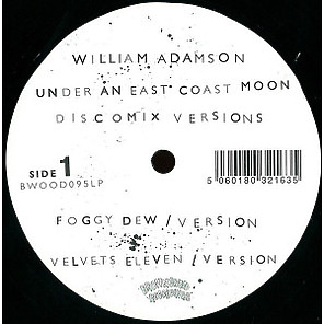 William Adamson - Under An East Coast Moon