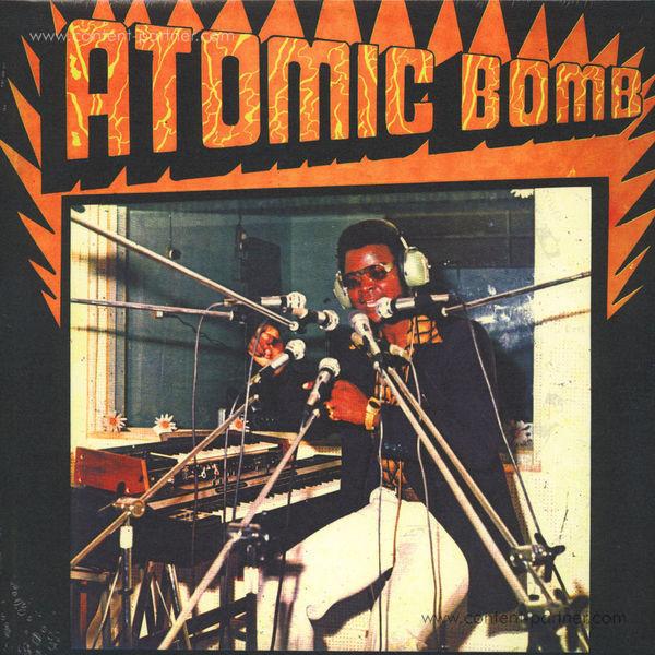 William Onyeabor - Atomic Bomb (Re-Issue)