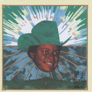 William Onyeabor - Crashes in Love (Boxset 1 of 2)