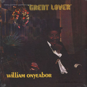William Onyeabor - Great Lover (Re-Issue)