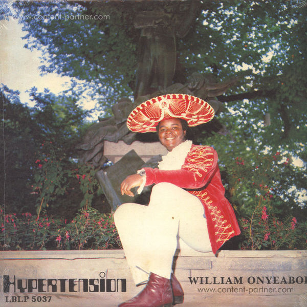 William Onyeabor - Hypertension (Re-Issue)
