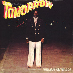 William Onyeabor - Tomorrow (Re-Issue)