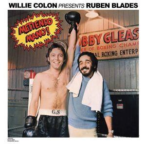 Willie Colon & Ruben Blades - Metiendo mano! (180g LP)