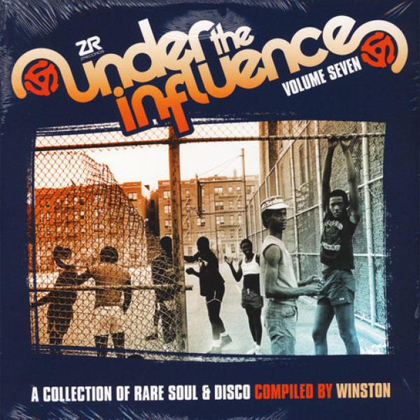Winston / Various Artists - Under the Influence Vol. 7 (2LP)