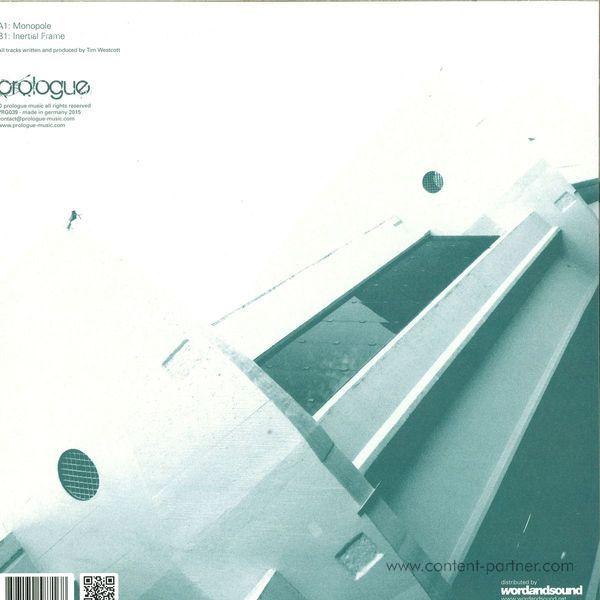 Wndfrm - Forma Variant EP (Back)