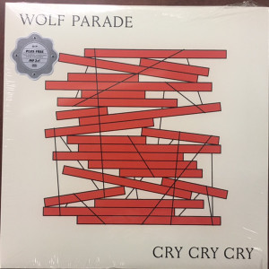 Wolf Parade - Cry Cry Cry (2LP Etched)