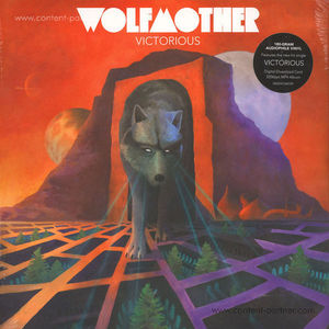 Wolfmother - Victorious (LP)