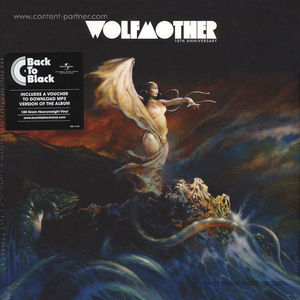 Wolfmother - Wolfmother (10th Anniversary 2LP)