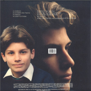 Wolfram - Amadeus (LP) (Back)