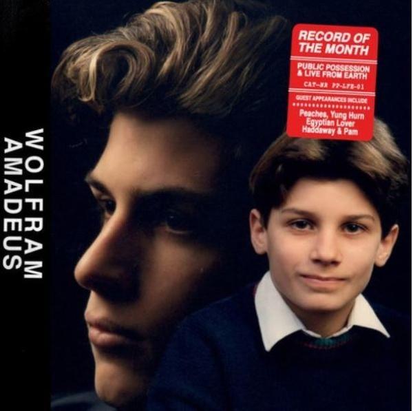 Wolfram - Amadeus (LP)
