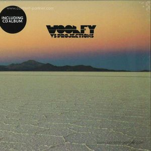 Woolfy vs. Projections - Stations (LP + CD)