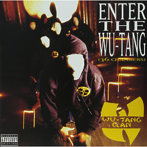 Wu-Tang Clan - Enter The Wu-Tang (LP repress 2016)