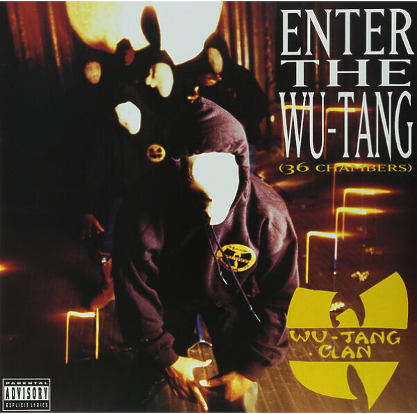 Wu-Tang Clan - Enter The Wu-Tang (LP repress 2016)