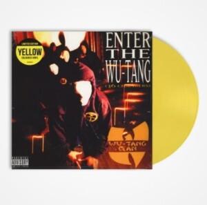 Wu-Tang Clan - Enter The Wu-Tang (Ltd. Yellow Vinyl LP)
