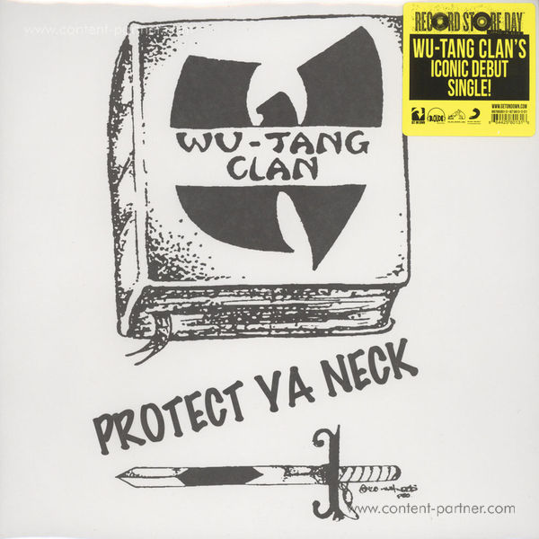 Wu-Tang Clan - Protect Ya Neck (RSD 2015 colored!)