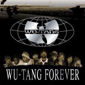 Wu-Tang Clan - Wu-Tang Forever (4LP)