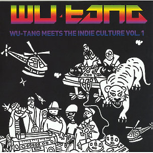Wu-Tang Clan - Wu-Tang Meets The Indie Culture Vol.1 (Purple 2LP)