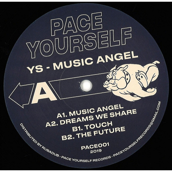 YS - Music Angel (Back)