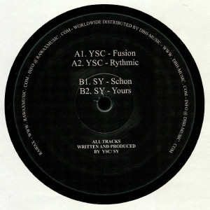 YSC/ SY - Fusion EP