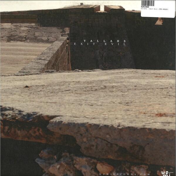 Yallahs - Exit Evil (Back)