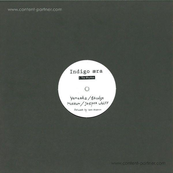 Yamaoka / Skudge / Museum / Jasper Wolff - The Rhythm (Back)
