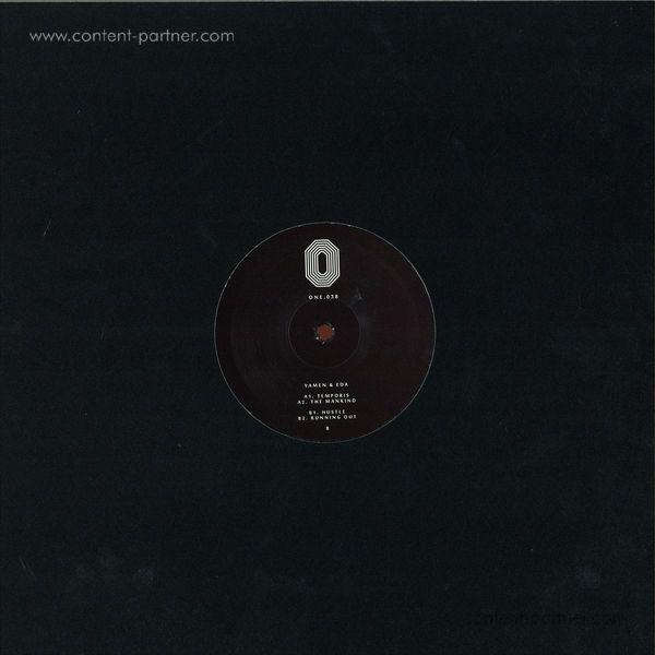Yamen & Eda - Temporis EP (Back)