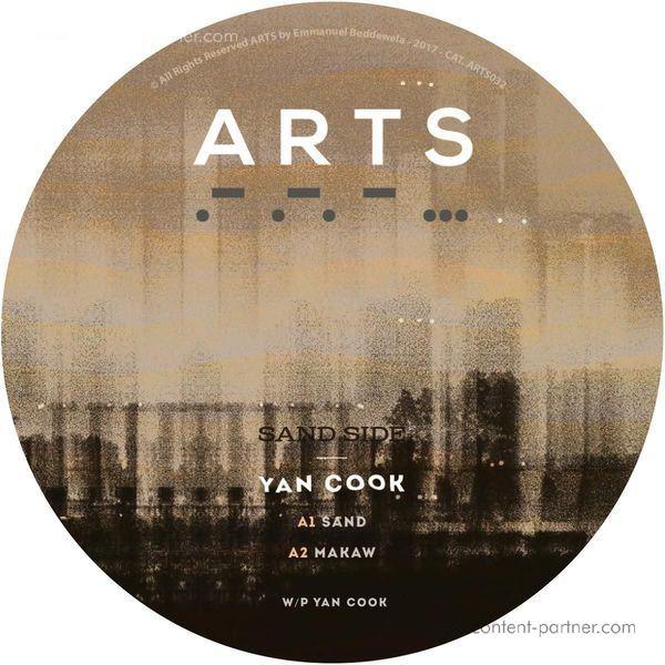 Yan Cook - Graphite Ep