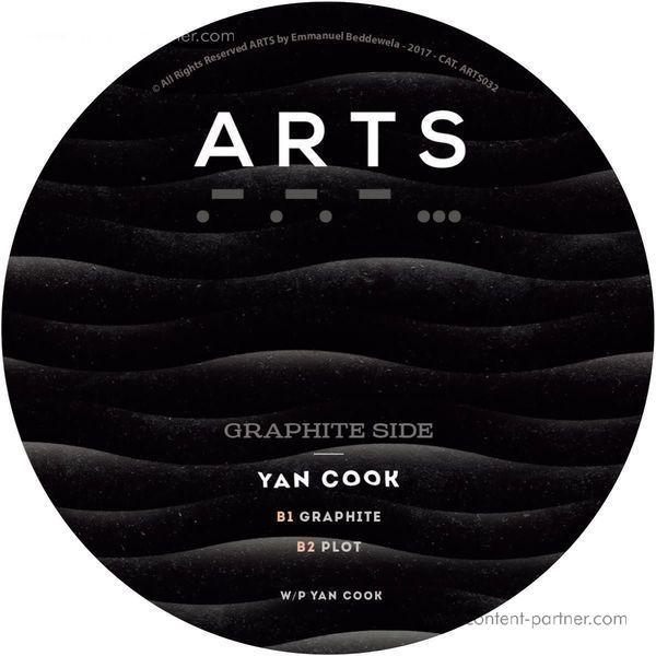 Yan Cook - Graphite Ep (Back)