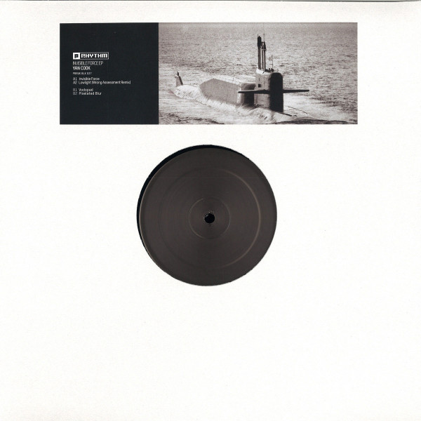 Yan Cook - Invisible Force EP