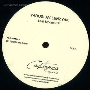 Yaroslav Lenzyak - Lost Moons (Vinyl Only)