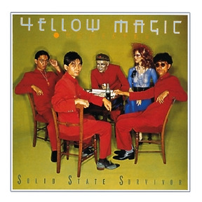 Yellow Magic Orchestra (YMO) - Solid State Surviver