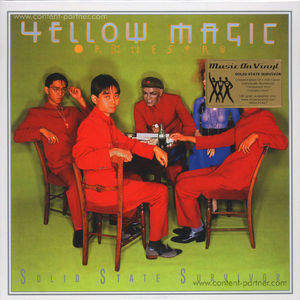 Yellow Magic Orchestra - Solid State Survivor (180g LP PVC Sleeve)