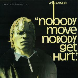 Yellowman - Nobody Move Nobody Get Hurt (LP reissue)