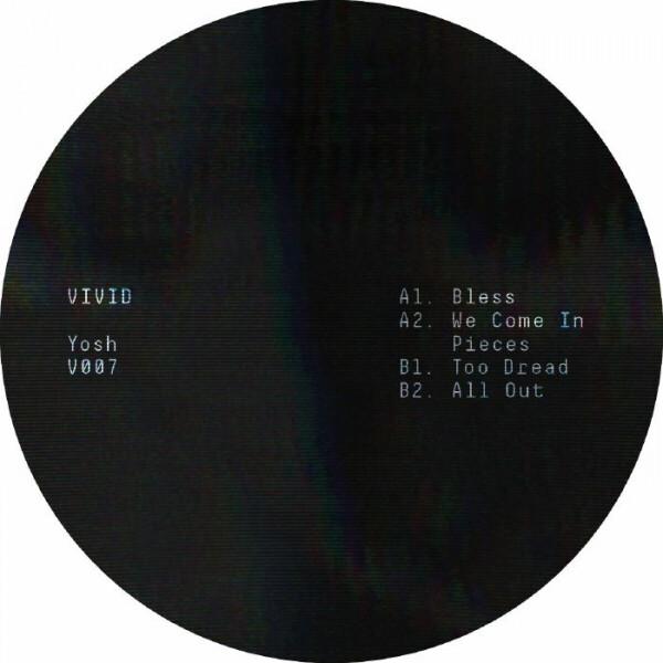 """Yosh - Bless (140 gram vinyl 12"""")"""