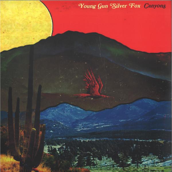 Young Gun Silver Fox - Canyons (LP)